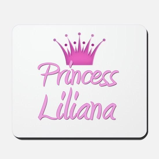 Princess Liliana Mousepad