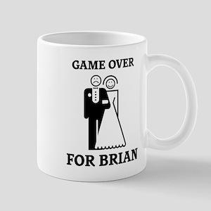 Game over for Brian Mug