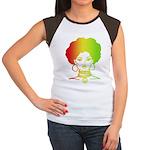 Afrolicous Women's Cap Sleeve T-Shirt