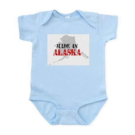 Made In Alaska Infant Creeper