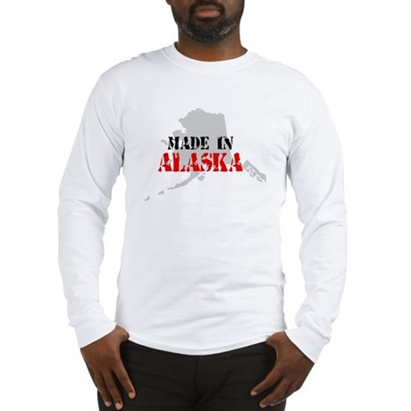 Made In Alaska Long Sleeve T-Shirt