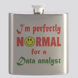 I'm perfectly normal for a Data analyst Flask