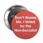 Don't Blame Me, I Voted for the Non-Socialist 2.25