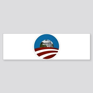 Obama = White House Bumper Sticker