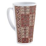 Bukhara 17 oz Latte Mug
