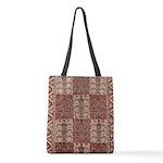 Bukhara Polyester Tote Bag