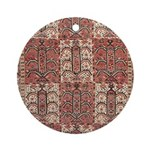 Bukhara Round Ornament