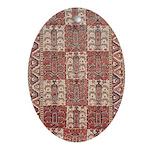 Bukhara Oval Ornament