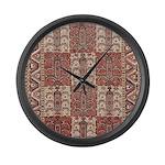 Bukhara Large Wall Clock
