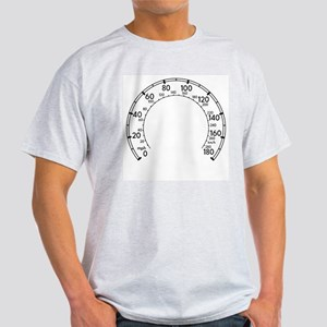 Mk4 R32 & W8 Gauge Face White T-Shirt