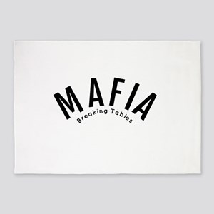 Mafia 5'x7'Area Rug