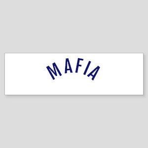 Mafia Bumper Sticker