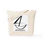 Kids4Sail Logo Tote Bag