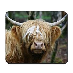 Highland Cow Mousepad