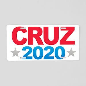 Ted Cruz 2020 Aluminum License Plate