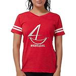 Kids4sail Womens Football Shirt T-Shirt