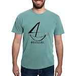 Kids4sail Mens Comfort Colors Shirt T-Shirt