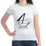 Kids4Sail Jr. Ringer T-Shirt