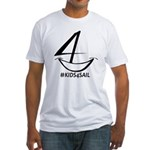 Kids4Sail Fitted T-Shirt