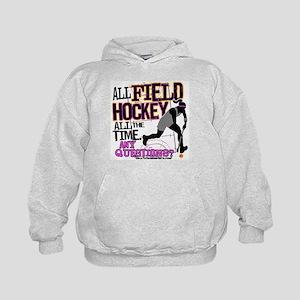 All Field Hockey Kids Hoodie