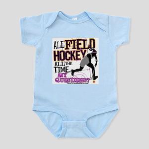 All Field Hockey Infant Bodysuit