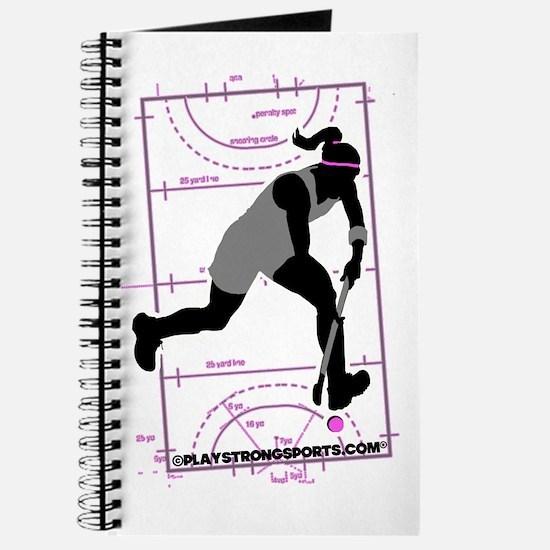 Field Hockey Girl Journal