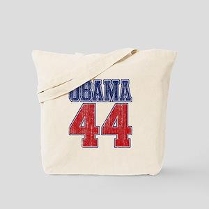 Obama 44th President (vintage Tote Bag