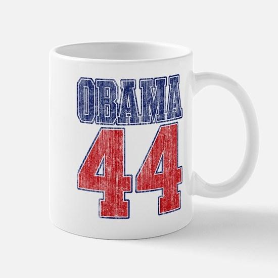 Obama 44th President (vintage Mug