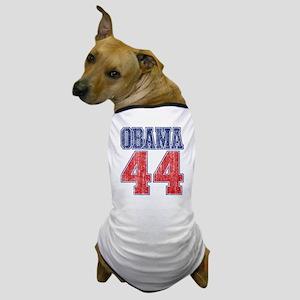 Obama 44th President (vintage Dog T-Shirt