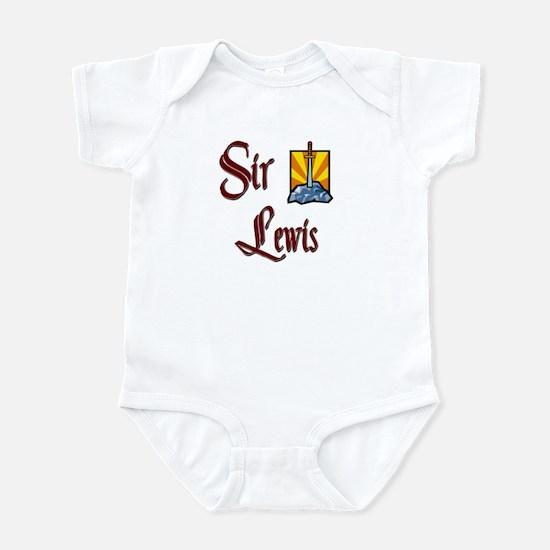 Sir Lewis Infant Bodysuit