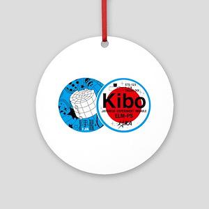 Kibo STS-123 Ornament (Round)