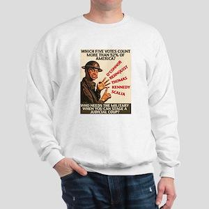 Judicial Coup Sweatshirt
