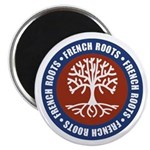 French Roots Magnet