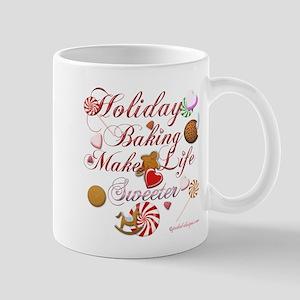 Holiday Baking Mug
