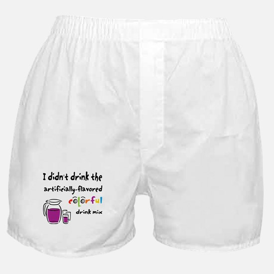 Kool Aid Mix Boxer Shorts