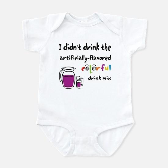 Kool Aid Mix Infant Bodysuit