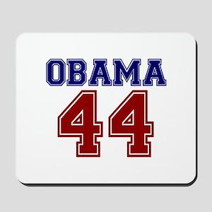 Obama 44th President Mousepad