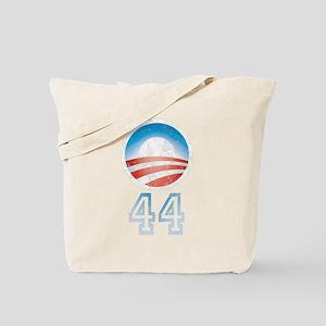 Barack Obama 44 Tote Bag
