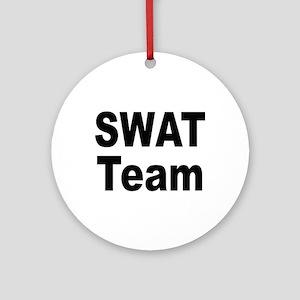 SWAT Team Keepsake (Round)