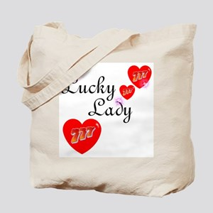 Lucky Lady Tote Bag