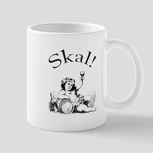Skal Swedish Toast Mugs