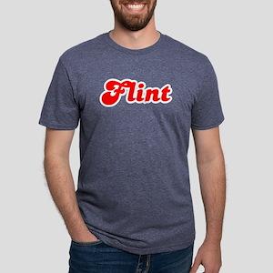 Retro Flint (Red) Women's Dark T-Shirt