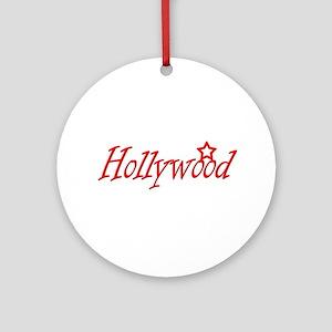 Hollywood Keepsake (Round)