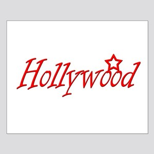 Hollywood Small Poster