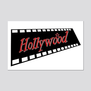 Hollywood Mini Poster Print
