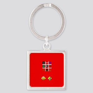 #ISIS Keychains