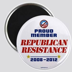 "Republican Resistance 2.25"" Magnet (10 pack)"
