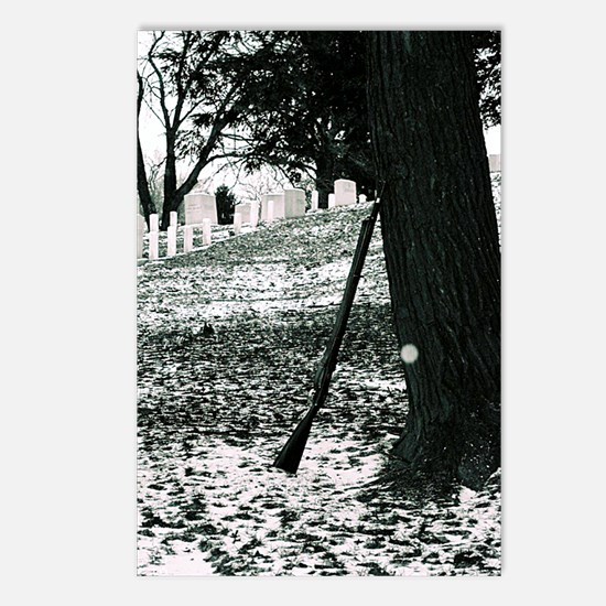 Rifle at Arlington Postcards (Package of 8)