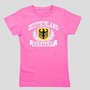 Deutschland Women's Dark T-Shirt