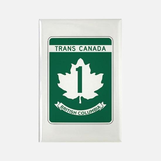 Trans-Canada Highway, British Columbia Rectangle M